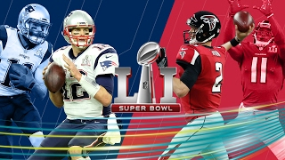 Super Bowl LI Ultra Hi-Res 4k Cinematic Highlight | Patriots vs. Falcons | NFL
