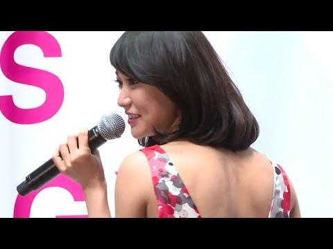元AKB48の大島優子のセクシー行動が話題になってるよ。
