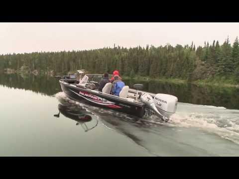 Fishing for Trophy Walleye on Dogtooth Lake Babe Winkelman Good Fishing