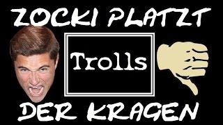 TROLLS (Walt Dohrn, Mike Mitchell) / Zocki Platzt Der Kragen Nr. 13