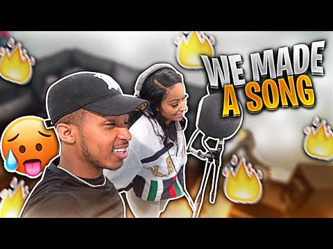 ME AND KENNEDY FINALLY MADE A SONG & ITS FIRE!!! thumbnail