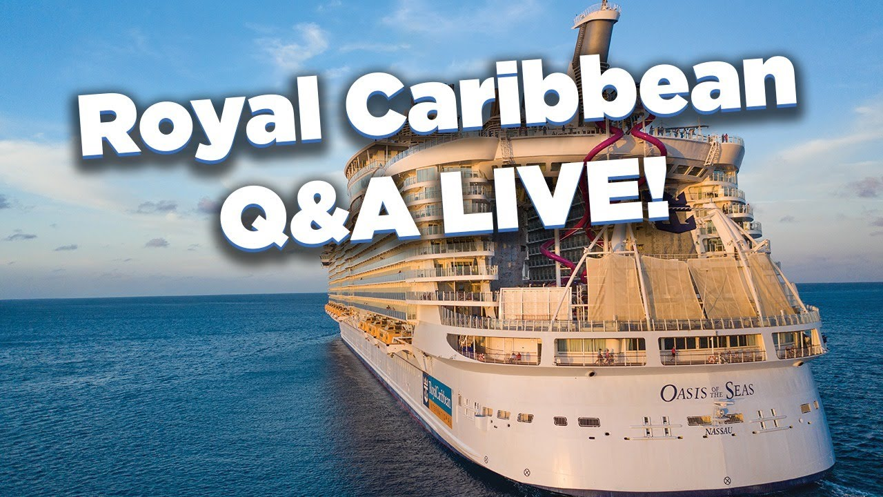 Download Let's answer your Royal Caribbean cruise questions LIVE!