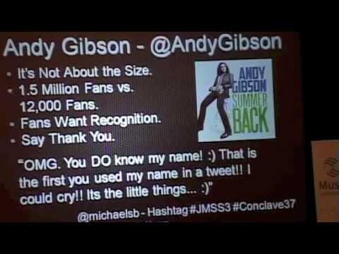 How To Tweet Like a Rock Star Presentation by Michael Brandvold Marketing