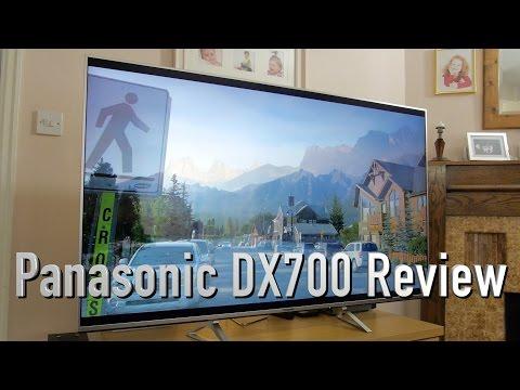 Panasonic TX-58DX700B 4K UHD HDR TV Review