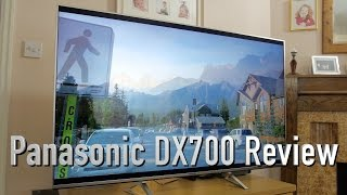 Panasonic TX-58DX700B 4K UHD HDR TV Review