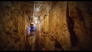 Trailer: The Underground Journey from the City of David to the Temple Mount Foundation Stones