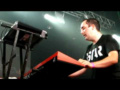 Thrillseekers performing Song For Sendai, Live @ Water Dance Festival, Russia