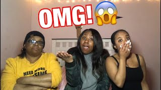 "MY MOM AND SIS REACTS TO ""NASTY"" BY ""BOOSIE"" & ""MISS MULATTO"""