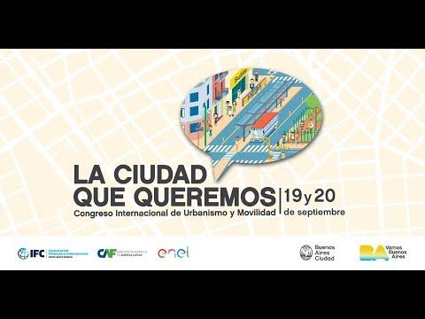"""<h3 class=""""list-group-item-title"""">La Ciudad que Queremos - Congreso de Urbanismo y Movilidad</h3>"""