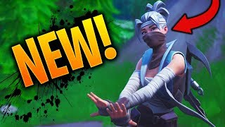 Peau de Kuno ' ' Best Back Bling Combos - Fortnite: Battle Royale Skin Showcase