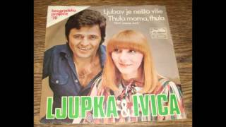 Ljupka Dimitrovska & Ivica Šerfezi  - Thula mama, thula