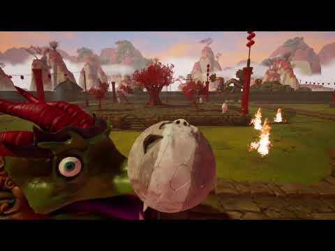 Rock of Ages 3: Make and Break 1 (Dragon boss) |