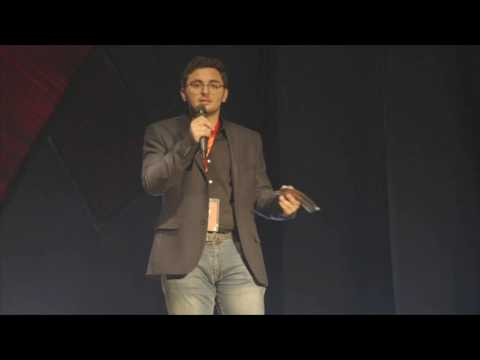 Power Through Accepting Yourself | Khaled Mostafa | TEDxYouth@MNS