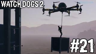 Video de EL DRONE CHOREADOR!   Watch Dogs 2 #21