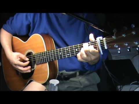 wayfaring stranger-fingerstyle-chords