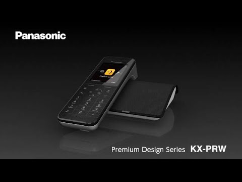 Smartphone Connect - App for Panasonic DECT Cordless Phone (KX-PRW120/110)