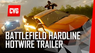 Battlefield Hardline 'Hotwire' Multiplayer Gameplay Trailer