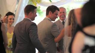 Chris and Kristin — Wedding Video — Mystic, Connecticut on Vimeo