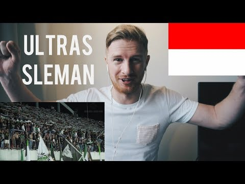 BRIGATA CURVA SUD - SAMPAI KAU BISA (lyrics) - MINDBLOWING - ULTRAS SLEMAN // REACTION