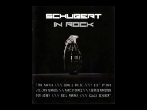 Schubert In Rock - Second King Of Darkness (ft.Tony Martin, Don Airey & Neil Murray))