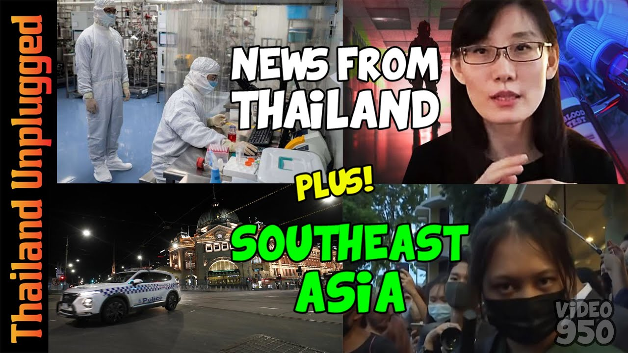 NEWS FROM THAILAND and SOUTHEAST ASIA #967