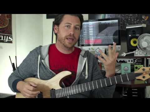 Eon Blue Apocalypse Guitar Lesson Tool Tuesday