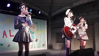 171112 AKB48 Team8 Cho Kurena Kuranoo Narumi Okabe Rin 365 Days Pap...