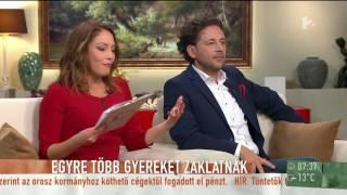 Kerényi Miklós Máté: Kegyetlen érzés volt végigcsinálni... - tv2.hu/mokka