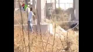 Сирия Бои  в упор  13 7 2013