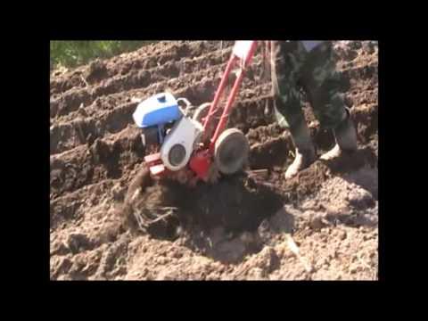 Культиватор Крот окучник посадка картошки
