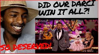 YES!! Darci Lynne and Terry Fator Deliver An Unbelievable Performance - America's Got Talent 2017