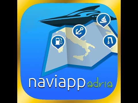 Naviapp Adria - best navigation app for yacht lovers
