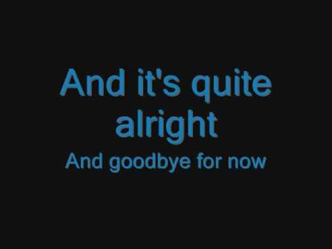 Sum 41 - So long goodbye [with lyrics]