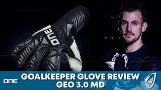The One Glove Geo MD | Goalkeeper Glove Review