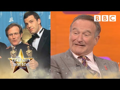 Robin Williams on Being an Oscar Winner - The Graham Norton Show - Series 10 Episode 5 - BBC One