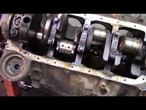 350 Chevy Complete rebuild Part 1