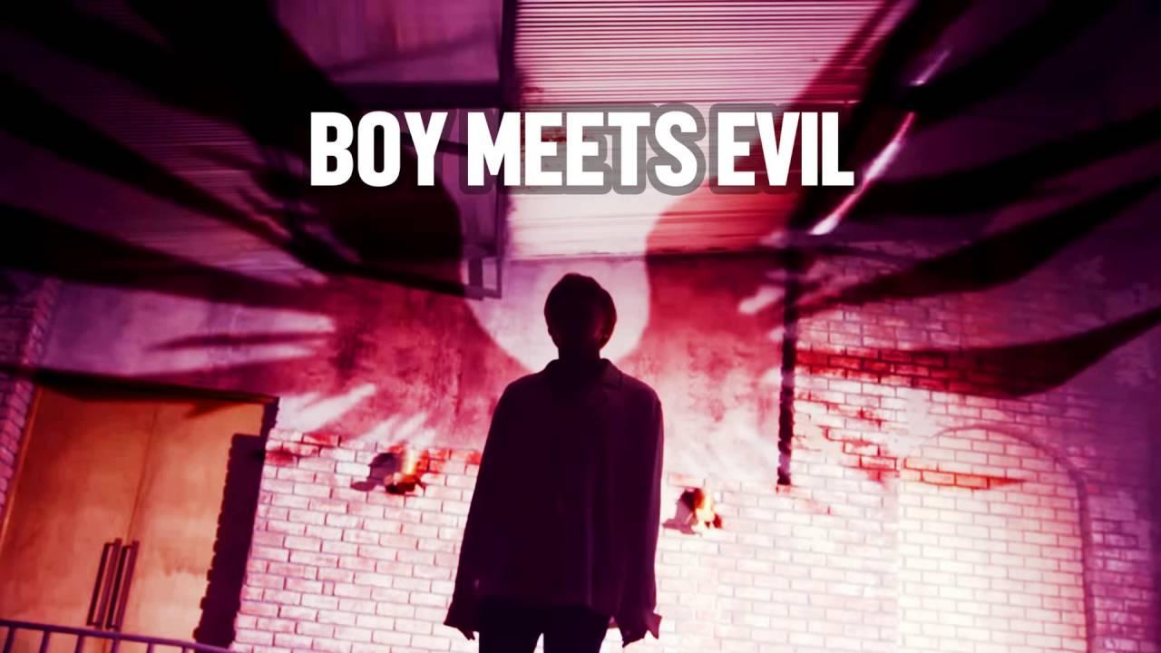 Bts Boy Meets Evil