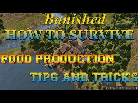 Best Food Production Banished