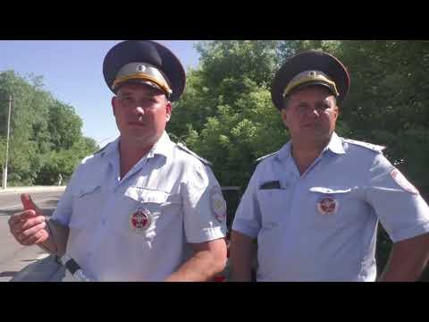 ИДПС не видел и не слышал нарушений ПДД  г  Богучар