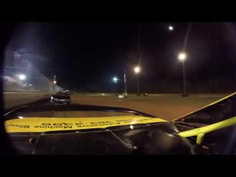 9-2-17 North Alabama Speedway Heat Rear View Mini Stock