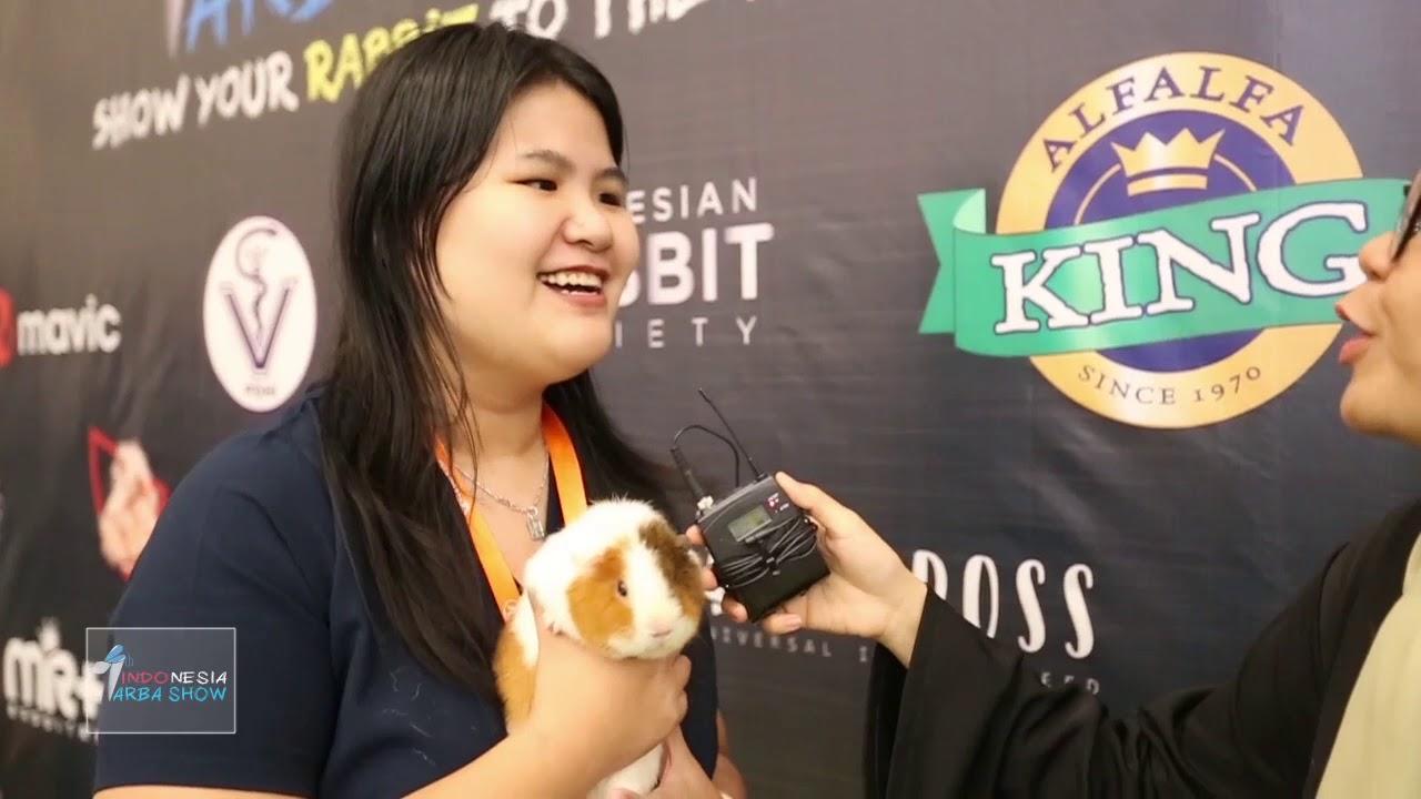 Terima Kasih Kepada Fat Caviary Telah Menjadi Sponsor Pendamping 7th  Indonesia ARBA Show 2018