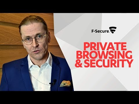 Does Private Browsing Keep You Secure Online? | Mythbusting with Mikko Hyppönen