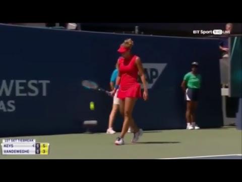 Прямой эфир.Теннис.Стенфорд WTA, Хард-Финал
