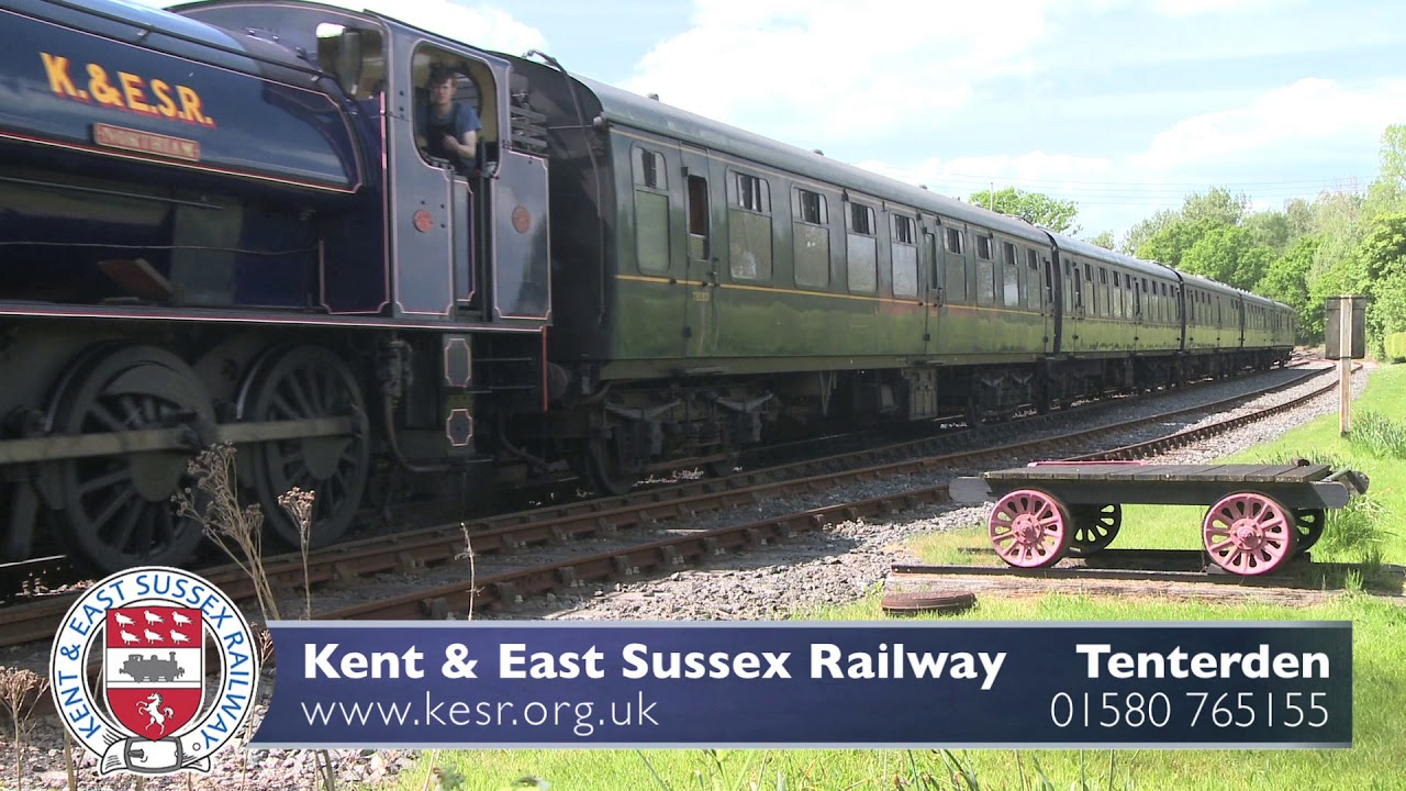 93fae8b9d7e6 Kent & East Sussex Railway - Group Travel on the Kent & East Sussex ...