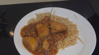 """ African Rice & Stew "" Bajias Cooking"