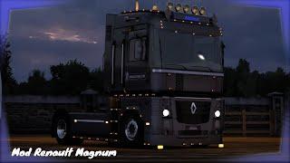 "[""Euro Truck Simulator 2 - Mega mod Renault Magnum - upgrade 1.41"", ""euro truck simulator 2"", ""g29"", ""gameplay"", ""euro truck simulator"", ""american truck simulator"", ""truck simulator"", ""ita"", ""mod"", ""ets2 g29"", ""ets2 mods"", ""ets2 gameplay"", ""scania"", ""scania trucks"", ""scania 4 series v8 sound"", ""scania rjl"", ""trailer"", ""Scania S"", ""scania s tuning"", ""tandem"", ""chassis"", ""ets2 mod"", ""1.39"", ""1.39 ets2"", ""1.38"", ""bull bar Renaul magnum"", ""mod magnum"", ""mod renault magnum"", ""mod renault 1.39"", ""Mod renault"", ""Tuning""]"