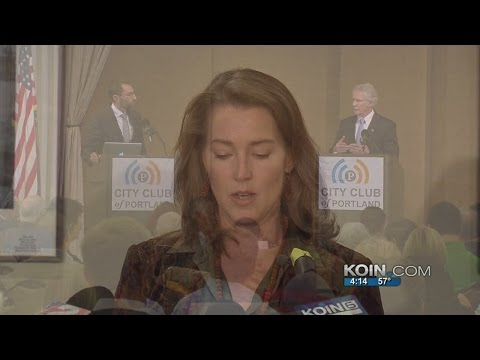 The ethics around Cylvia Hayes official role