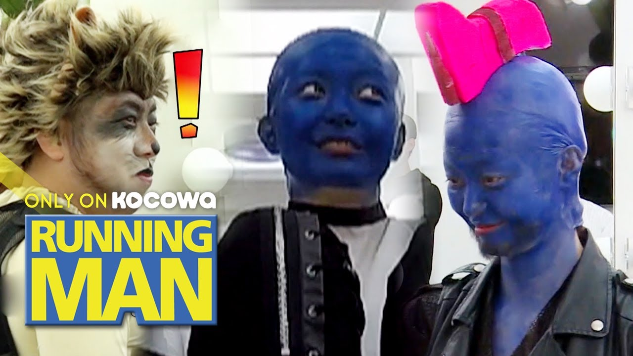 Jeon So Min becomes Yondu!!! [Running Man Ep 455]