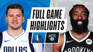 Game Recap: Mavericks 115, Nets 98