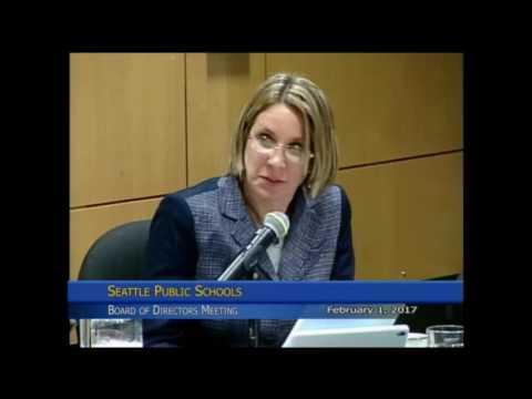 School Board Meeting 2/1/2017 Part 3